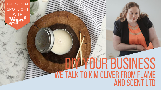 kim oliver flame and scent ltd