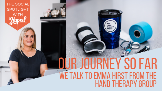 emma hirst the hand therapy group